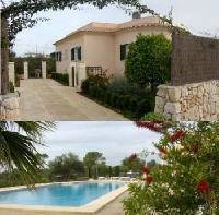 Komfortables Ferienhaus auf Mallorca, Nähe Sandstrand Es Trenc: Klimaanlage, Pool ,Tennis, Internet