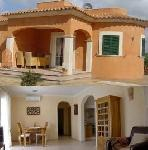 Private vacation house en Majorca, 3 Km from Es Trenc Beach: air condition,  pool , Internet, tennis
