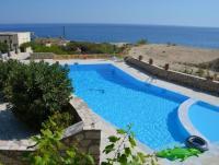 'Oase am Meer' Ferienwohnungen mit Pool direkt am Meer - Nikolas