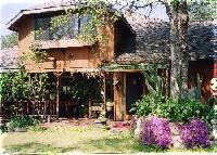 Romantisches, alleinstehendes Haus mit spektakulaerer Panoramasicht am Suedeingang zum Sequoia NP