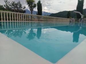La Tartufaia mit eigenem Swimmingpool