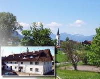 Im Allgäu: Sehr gemütliche, geräumige Ferienwohnung im romantischen Landhausstil - 62 qm -