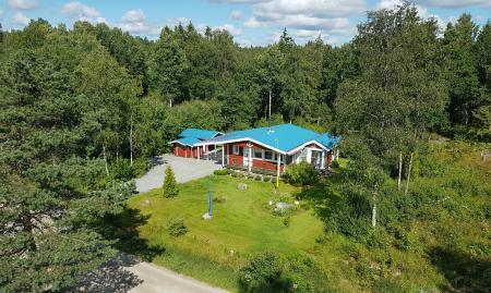Ferienhaus in Valbo-Ryr / Holmen