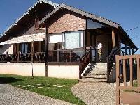 Chalet Saumer - Gemütliches Ferienhaus für 6 Personen mit Kamin am Ortsrand von Lemuy.