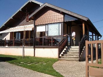 Ferienhaus in Lemuy, oberhalb Salins-les-Bains (Salzbad)