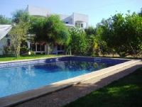 Holidays at the Algarve in your dream villa with large swimming pool . Near Albufeira, Galé beach