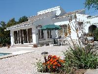 Freistehendes privates Ferienhaus Casa Jessica in Javea an der Costa Blanca