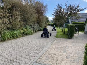 Freizeitaktivitäten im Park