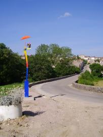 Blick auf Cenne-Monesties
