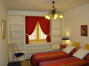 Strandslag 10&11 Schlafzimmer zum relaxen....