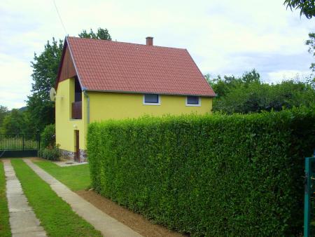 Ferienhaus in Abrahámhegy