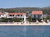 Ferienhaus  SEKA an der kroatischen Adria in Rogoznica bei Sibenik direkt am Strand zu vermieten