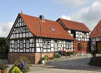 Ferienhaus in Urnshausen OT Bernshausen