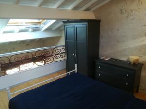 Schlafzimmer im Haus Merlot