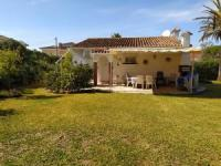 Ferienhaus mit Garten bei Marbella in der Urbanisation Marbesa an der Costa del Sol, Spanien