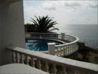 Ferienhaus am Meer für 4 Personen in L´Ametlla de Mar / Costa Dorada mit direktem Zugang zur Bucht