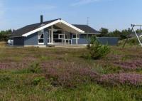 Ferienhaus für 6 Personen mit Whirlpool und Sauna an der Nordsee in Dänemark.