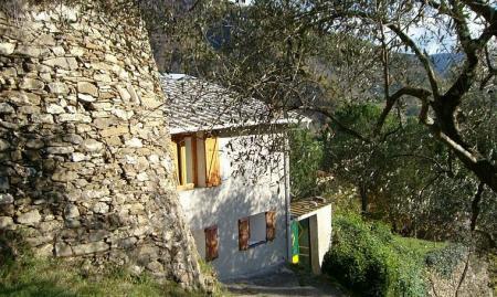 Ferienhaus in Pieve di Teco