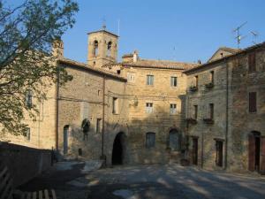 Medieval village with wonderful views
