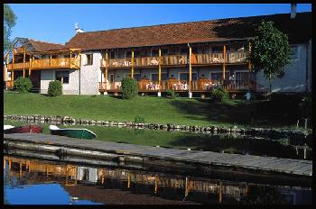 Ferienhaus in Ryn