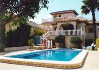 Ferienhaus in Torrevieja, Orihuela Costa, an der südlichen Costa Blanca privat zu vermieten