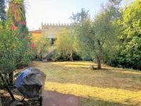 Studio-Appartment, mit Mezzanino Schlafampore, 2x2 Pers., privater Garten, Balkon, 3 Terrassen, BBQ