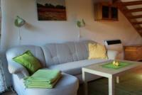 Unser Ferienhaus bietet Platz für 4 Personen + 1 Baby, Hunde sind willkommen