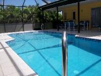 Unser Ferienhaus im Südwesten von Cape Coral ist ideal für 2-6 Personen.