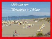 Schöne Ferienwohnung mit Garten 200qm am Sanstrand - Castiglione Della Pescaia / Principina Mare