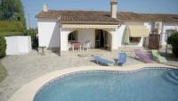 Modernes Ferienhaus mit Pool in Denia/Els Poblets an der Costa Blanca zu vermieten.