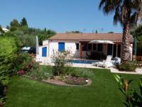 Ferienhaus mit Pool im Hinterland der Côte d´Azur