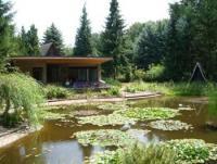 Ferienhaus in Frauwalde/Lossatal - Falkenhain nordöstlich von Leipzig in Sachsen zu vermieten