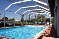 Poolvilla mit Zugang zum Golf von Mexiko in Cape Coral, Florida, für 5 Personen