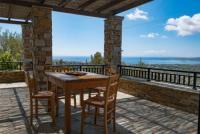 Ferienhaus für 3 - 7 Personen- ruhig gelegene alleinstehende Villa mit Garten.