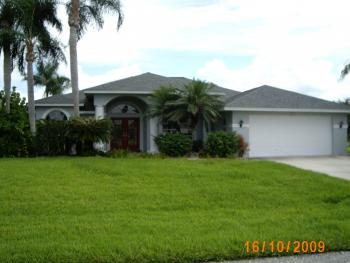 House in Punta Gorda  / Gulf of Mexico