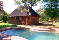 Südafrika - Limpopo: Ferienhaus mit Swimming Pool auf schöner Wildfarm zu vermieten!
