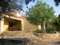 Ferienhaus in Algajola auf Korsika nur 900 Meter vom schönen Sandstrand entfernt