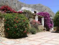 Ferienhaus in Javea für max. 6 Personen am Südhang des Felsmassivs Montgo
