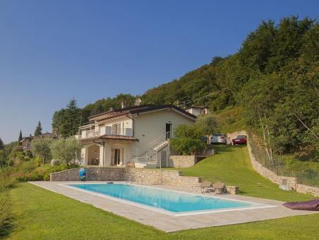 Ferienhaus in Tremosine - Ustecchio