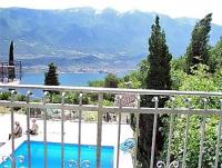 Ferienhaus mit Pool und super Blick auf den Gardasee in Limone - Tremosine-Bassanega