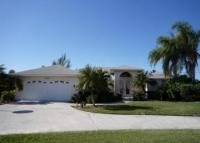 Ferienhaus/ Villa , Pool, Billiardtisch, kl. Boot m.EL-Motor+Tretboot inkl.,Cape Coral, Golfzugang