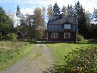 Ferienhaus mit großem Garten in Blekinge, Nähe Eringsboda und Ronneby, Südschweden