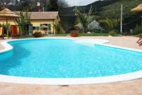 Toskana am Meer, Etrusker Küste: Villa Toskana mit privatem Pool, 2 große FeWo´s - 6 bis 12 Personen