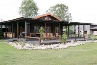 Idyllische gelegene Ranchhäuser mit Sonnenterrasse zu vermieten - Ferienhaus bei Berlin
