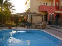 Ferienwohnung Apartment in Hurghada, Ägypten, mit privatem Swimming Pool und Garten