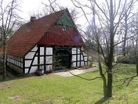 Fachwerk-Kotten für maximal 5 Personen im Wiehengebirge in Süd-Niedersachsen in sehr schöner Lage