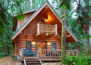 Mt. Baker Lodging - Cabin 10
