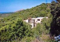 Ferienwohnung mit  überdeckter Terrasse bietet Platz für 4 Personen