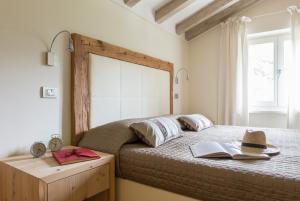 Schlafzimmer im Casa Piccola