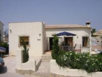 Liebevoll gestaltetes Ferienhaus in zweiter Meereslinie an der Costa Blanca - Benitachell - Moraira